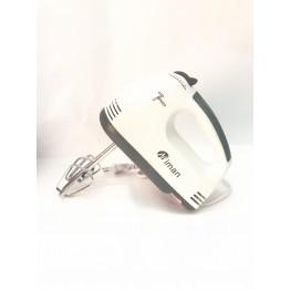 ручной погружной миксер с дополнительными насадками на 7 скоростей 180Вт Miman MM-133