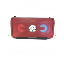 колонка с USB, SD, FM, Bluetooth, дисплеем, светомузыкой, подставкой для телефона и ремешком 28см*15.5см*9см GOLON XTREME RX-A199BT
