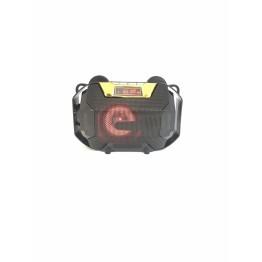 колонка с USB, SD, FM, Bluetooth, дисплеем, фонариком, светомузыкой и подставкой для телефона 17.5см*12.5см*11см GOLON RX-S300BTD