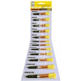высококачественный супер клей гель PASCO ( 3гр./12шт/576шт )