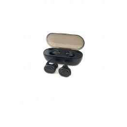 беспроводные Bluetooth наушники с сенсорной регулировкой, зарядным кейсом и индикатора зарядки 01