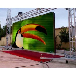 LED медиаэкран (уличный цветной экран) с WIFI 103см*103см