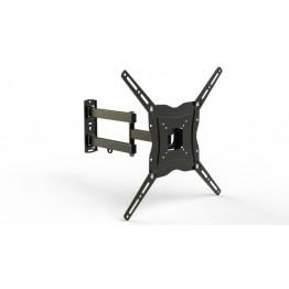 """кронштейн для телевизора с поворотом, наклоном (размер 14""""- 55"""") и максимальной нагрузкой 50кг HDL-117B-2"""