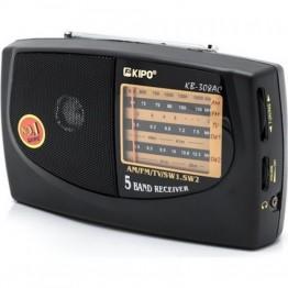 радиоприемник от сети аналоговый KIPO KB-308AC оригинал