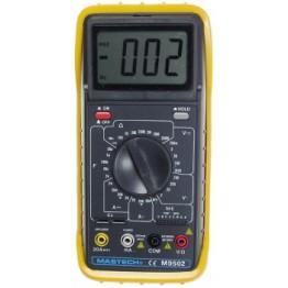 мультиметр многофункц.циф.со звук.с диспл.измер.широк.спек. DT-9502 оригинал
