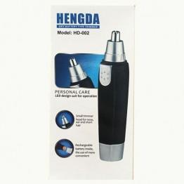 триммер на батарейке для носа и ушей HENGDA HD-002