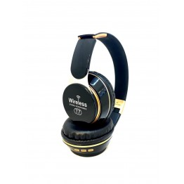 беспроводные складные наушники с MP3, FM-приемником, Bluetooth и аккумулятором T7