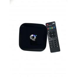 смарт приставка Android с аэромышью, оперативной памятю 4 гб, встроенной 32 гб,  4K OTT TV BOX