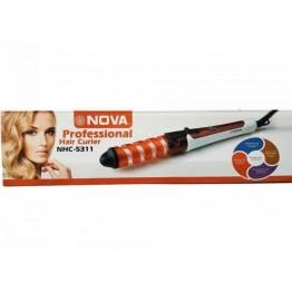 профессиональная спиральная  плойка для волос NOVA NHC-5311