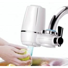 водяной проточный фильтр-насадка на кран WATER PURIFER zsw-010A/0108 (на ящике li-14-20)