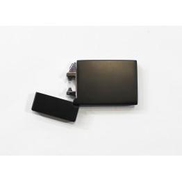 USB зажигалка плазменная электроимпульсная с кнопкой на одну дугу Z-025