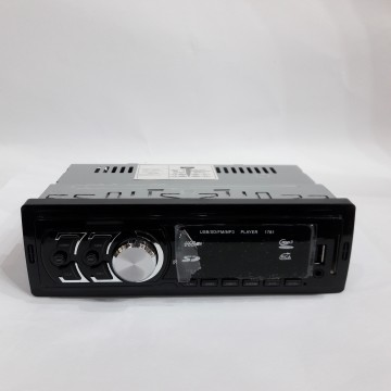 автомагнитола с 2-я выходами, USB, SD и FM приемником-1781