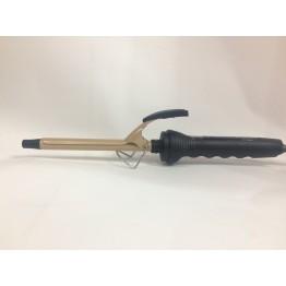 профессиональная плойка для завивки волос с керамическим покрытием и регулятором температуры диагональ 13 мм  DT-2027-13