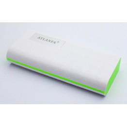 портативн.зарядн.устр. Power Bank 3xUSB с фонариком 12000mA AT-2032 Elite