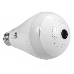 Камера wifi в виде лампочки с SD card, ночным режимом и громкой связью FV-A3608-960PH