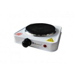 Электроплитка 1000W 155мм  Domotec MS-5821