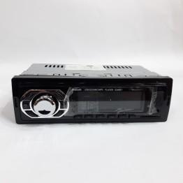 автомагнитола с 4-я выходами, евро разъемом, радиатором, USB, SD, FM приемником, цветной подсветкой и Bluetooth-6246BT