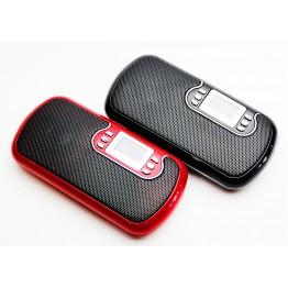 колонка с USB,SD,FM-приемник,сабвувер и дисплей, 2-динамика AT-6531