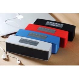 колонка с USB, SD, FM-приемник, Bluetooth и 2-динамиками, 1 сабвуфер, 2*5ватт S206=AT-7706