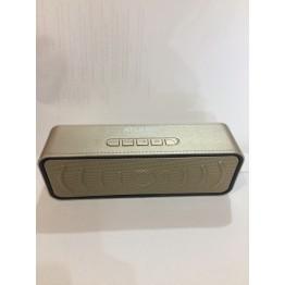 колонка с USB, SD, FM, Bluetooth, и 2-динамиками 18см*6см*4.5см AT-7726A BT