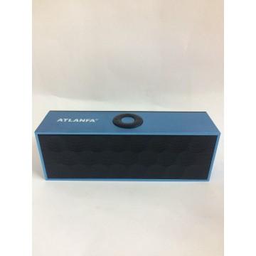 колонка с USB, SD, FM, Bluetooth и 2-динамиками 17см*6см*4.5см, 3ватт*2 AT-7727BT