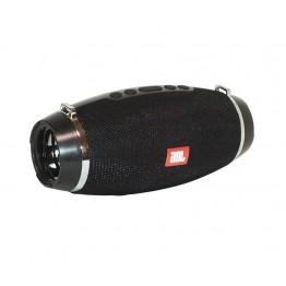 колонка JBL (люкс копия) с USB, SD, FM, Bluetooth, 2-я динамиками и тканевой ручкой 18см*8см XTREME BT-777