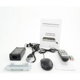 видеорегистратор 16-канал. видеосжат. Н.264 DVR-8816