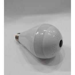 камера wifi в виде лампочки с SD card, ночным режимом и громкой связью A9