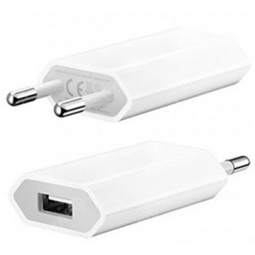 адаптер плоский 220V на USB 600mA AR-600