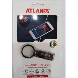мини флешка с кольцом для ключей 2.0 64Gb ATLANFA AT-U2