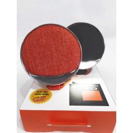колонка JBL с SD, FM, Bluetooth, 1-динамиком, карабином и фонариком 8.5см*4см C6