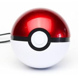 колонка с USB, SD, FM, Bluetooth и аккумулятором в виде Pokemon GO CH-30A