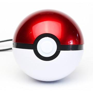 колонка с USB+SD+FM-приемник+Bluetooth, в виде Pokemon GO CH-30A