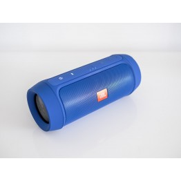 колонка JBL с USB, SD, FM, Bluetooth и 2-динамиками 18см*7.8см CHARGE 2+