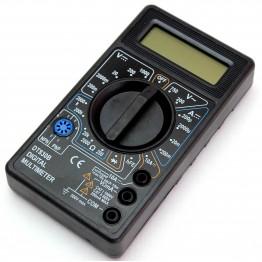 мультиметр многофункц.циф.со звук.с диспл. DT-830 оригинал