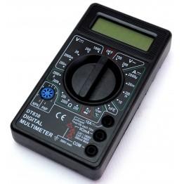 мультиметр многофункц.циф.со звук.с диспл. DT-838 оригинал
