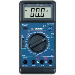 мультиметр многофункц.циф.со звук.с диспл.с автовыклю. DT-890B оригинал
