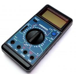 мультиметр многофункц.циф.со звук.с диспл.с автовыклю. DT-890D оригинал