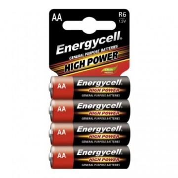 батарейка ENERGYCELL general purpose batter. R-6 (size AA) (60) блистер
