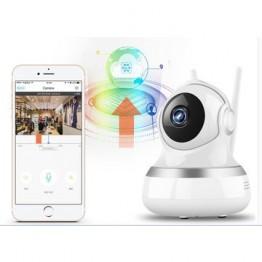 HD камера wifi и проводной internet, SD card, ночной режим, двумя антеннами и громкой связью GC13HF
