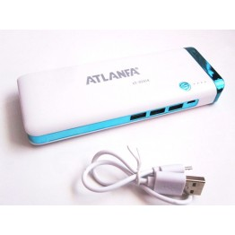 портативн.зарядн.устр. Power Bank на 3USB 18000mA AT-2018 Elite