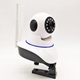 HD камера wifi и проводной internet, SD card, ночной режим, двумя антеннами и громкой связью IPC-Z06H