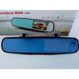 Видеорегистратор в виде зеркала, с двумя камерами (передней и задней), Full HD, дисплеем 5.5 дюймов и ночной съёмкой L9000