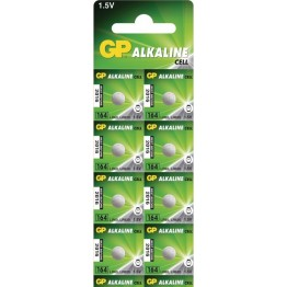 часовая Батарейка GP 164 Alkaline LR620(250шт)