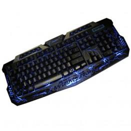 профессиональная проводная игровая клавиатура с подсветкой M200P