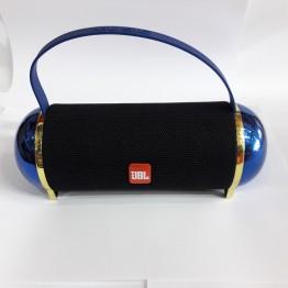 влагостойкая колонка JBL с, USB, SD, FM, Bluetooth, 2-динамиками и силиконовой ручкой 22см*9см M218