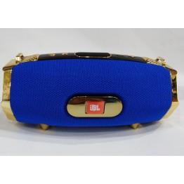влагостойкая колонка JBL с USB, SD, FM, Bluetooth, 2-динамиками и ремешком 20см*9*см M229