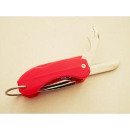 фонарик 1xLED+ножниц.нож.открыв.MG-176/50