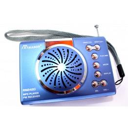 радиоприемники с USB+SD R-2420
