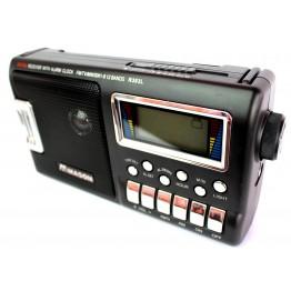 цифровой радиоприемник от сети с 12-ю волнами 24см*13см*6см MASON R-383L